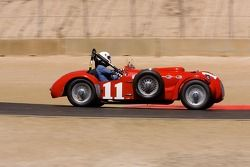 Peter Booth, 1953 Allard J2X