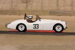 James Alder, Reno, 1952 Jaguar XK-120