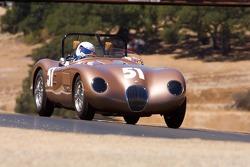 James Lustman, 1952 Jaguar C-Type