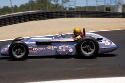 Aldo Bigioni, 1959 Kurtis 500J