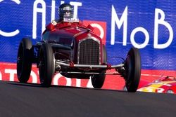 Ned Spieker, 1932 Alfa Romeo P3