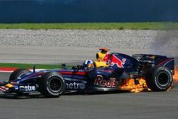 Дэвид Култхард, Red Bull Racing, RB3