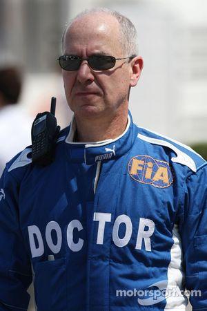Dr Gary Hartstein, Médecon délégué FIA