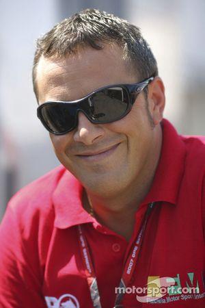 Paolo Coloni Team Principal
