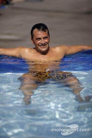 Paolo Coloni, directeur équipe, se refroidit