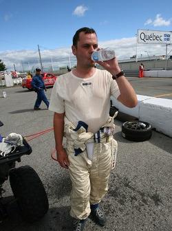 Benoit Theetge after his stint