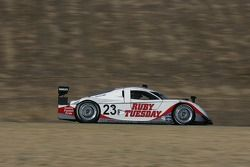 #23 Alex Job Racing Porsche Crawford: Patrick Long, Terry Borcheller
