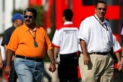 Fawaz bin Muhammed Al Khalifa Chairman of Bahrain circuit and McLaren shareholder