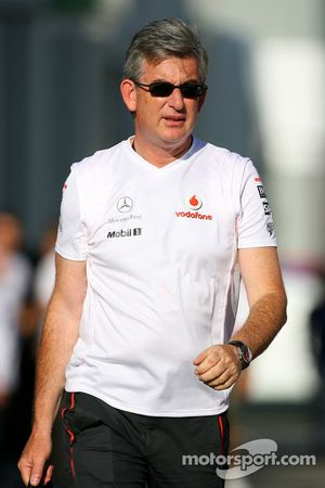 Ekrem Sami responsable de McLaren Marketing