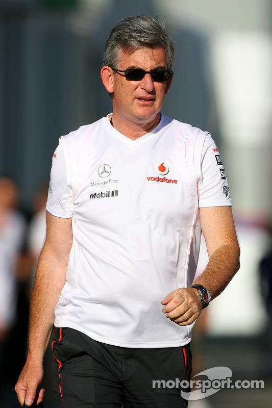 Ekrem Sami responsable de McLaren Marketing