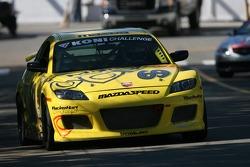 #69 SpeedSource Mazda RX-8: Jose Armengol, David Haskell