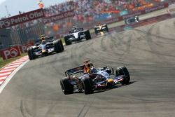 David Coulthard, Red Bull Racing, RB3, Mark Webber, Red Bull Racing, RB3