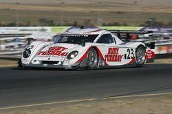 #23 Alex Job Racing Porsche Crawford: Patrick Long, Terry Borcheller