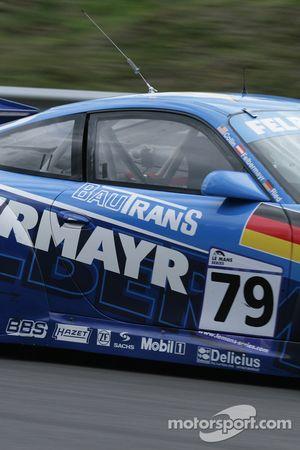 Entrée dans Rivage: #79 Team Felbermayr Proton Porsche 996 GT3 RSR: Horst Felbermayr Sr, Gerold Ried