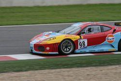 Stavelot: #98 ICE POL Racing Team Ferrari F430 GT: Yves Lambert, Christian Lefort, Stéphane Lemeret