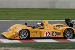Stavelot: #19 Chamberlain Synergy Motorsport Lola B06/10 AER: Gareth Evans, Bob Berridge, Peter Owen