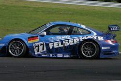 Bus stop: #77 Team Felbermayr Proton Porsche 997 GT3 RSR: Marc Lieb: Xavier Pompidou