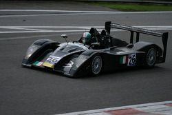 Eau Rouge: #26 Ranieri Randaccio Lucchini - Nicholson McLaren: Ranieri Randaccio, Gianni Collini