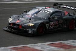 Eau Rouge: #59 Team Modena Aston Martin DBR9: Antonio Garcia, Christian Fittipaldi