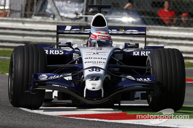 Казуки Накаджима, Williams F1 Team