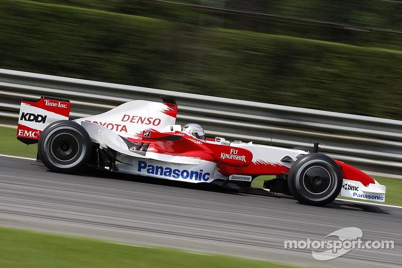 Ярно Трулли, Toyota Racing
