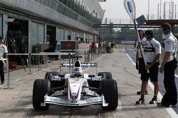Nick Heidfeld, BMW Sauber F1 Team, F1.07