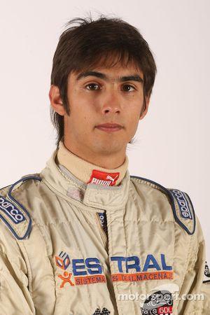 Arturo Gonzalez, pilote de A1 Equipe du Mexique