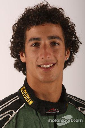 Даниэль Риккардо, A1 Team Australia