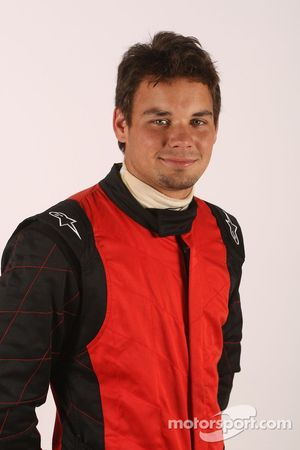 Wesleigh Orr, driver of A1 Team South Africa