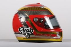 Marchy Lee Ying-Kin, driver of A1 Team China, helmet