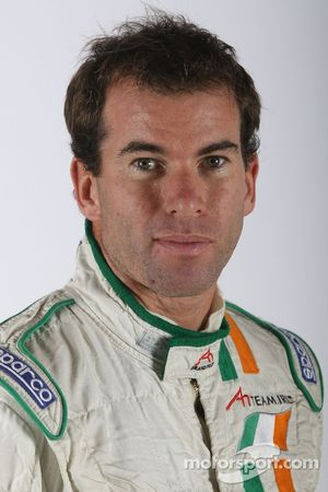 Ralph Firman, driver of A1 Team Ireland