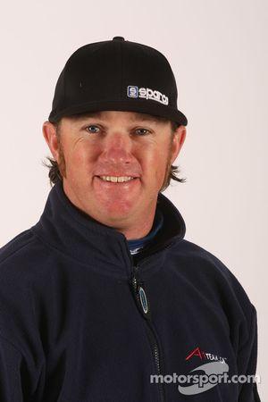 Buddy Rice, driver of A1 Team USA