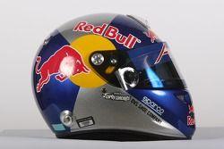 Buddy Rice, driver of A1 Team USA helmet