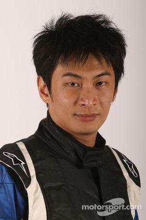 Lin Po- Heng, pilote de A1 Equipe de Chine