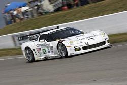 #33 Pratt & Miller Corvette C6-R: Ron Fellows, Andy Pilgrim