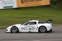 #33 Pratt & Miller Corvette C6-R: Ron Fellows, Andy Pilgrim