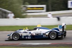 #16 Dyson Racing Team Porsche RS Spyder: Butch Leitzinger, Andy Wallace