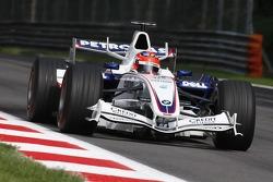 Robert Kubica, BMW Sauber F1 Team, F1.07