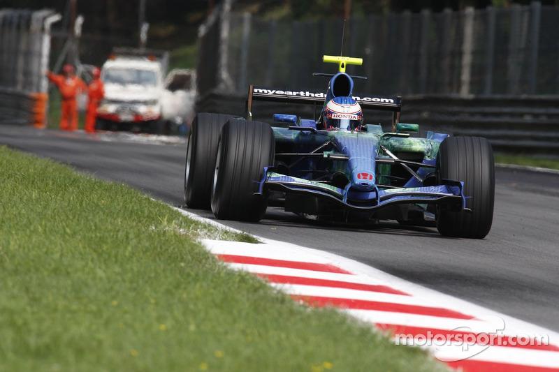 2007 - Honda RA107 (moteur Honda)
