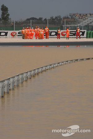 Principales inundaciones alrededor de Misano
