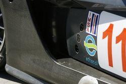 Détail du groupe de course premier temps Dodge ViperComp Coupe