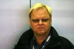 Bengt Ekström, father of Mattias Ekström
