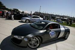 Voiture Audi R8 American Le Mans Series