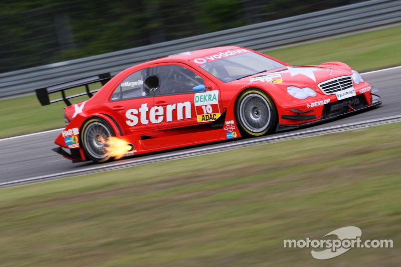 #10: Alexandros Margaritis, Mercedes, C-Klasse 2006