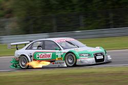 Vanina Ickx, Futurecom TME, Audi A4 DTM 2005