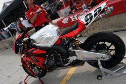 Moto Honda protégé