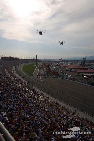 Survol Hélicoptère