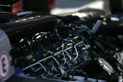 détail du moteur Audi R10 TDI Puissance