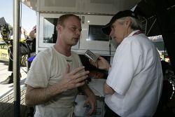 La pôle GT pour Jan Magnussen