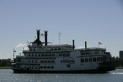 Les Detroit Princesse croisières sur la rivière Detroit